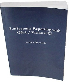 SunSystems Reporting with Q&A / Vision 6